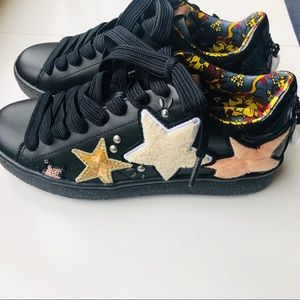 NEW! Coach Star Patches Sneakers.